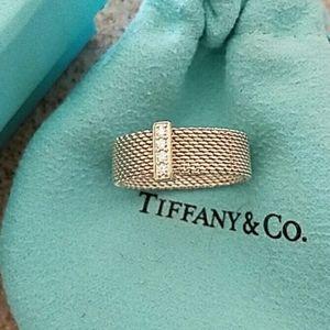 Tiffany Somerset Diamond Ring